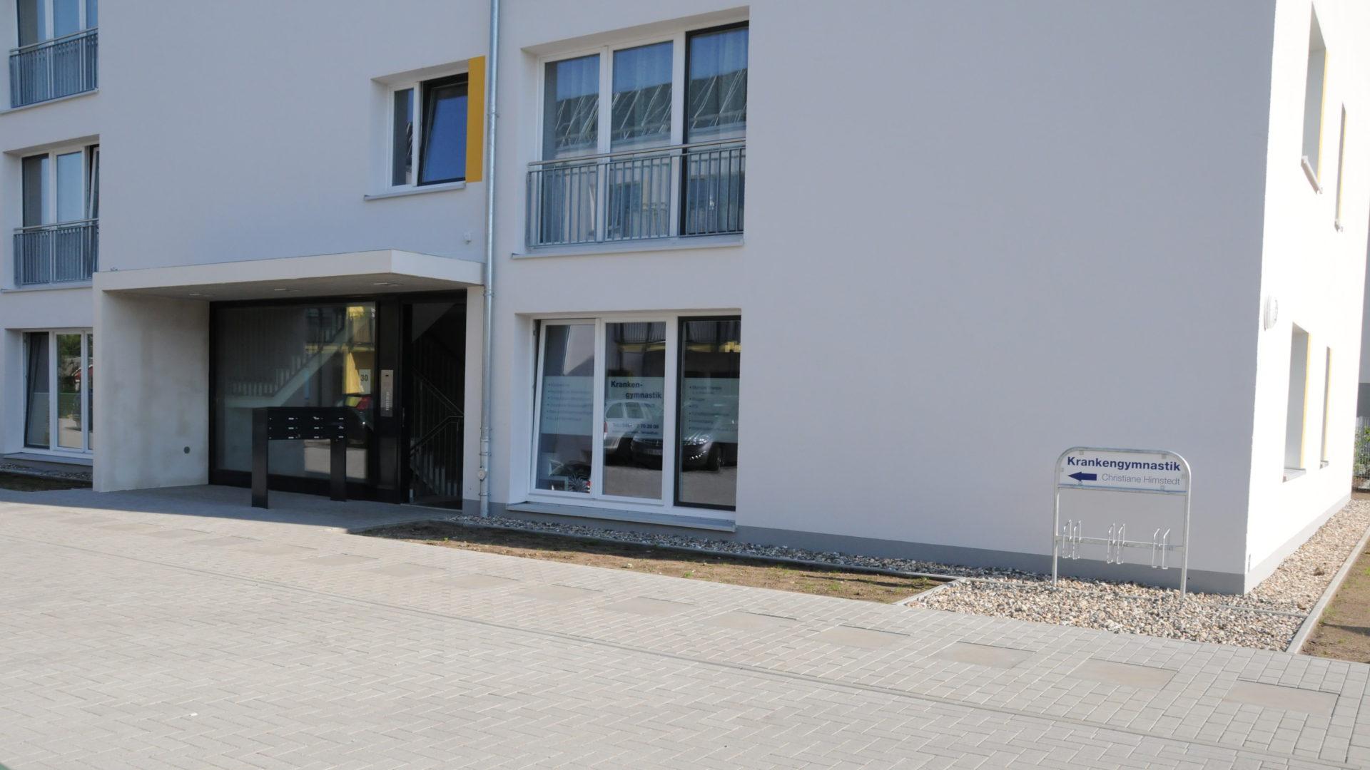 Krankengymnastik Himstedt
